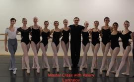 Valery Lantratov Master Class
